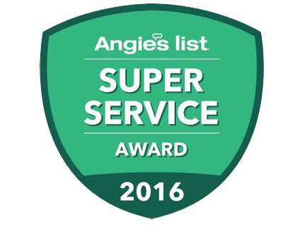 A1 Foundation earns Angie's List Super Super Service Award 2016