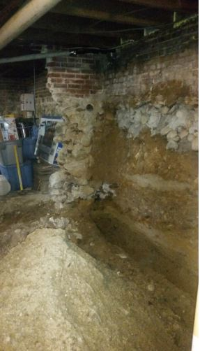 Digging Out Your Own Basement A Cautionary Tale Boston Ma