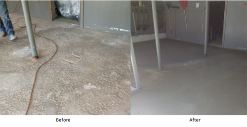nw to your resurface it floor creative is time portland resurfacing concrete garage oregon