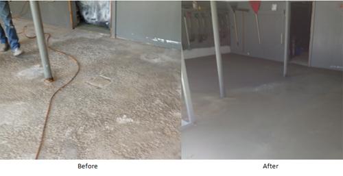 Residential Garage Floor Resurfacing And Repair Ma Ri