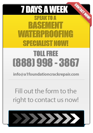 Speak to a Basement Waterproofing Specialist Now!