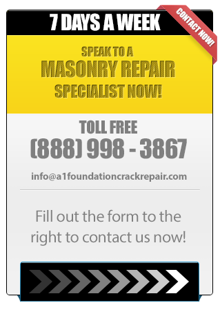 Speak to a Masonry Repair Specialist Now!