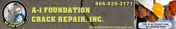 A-1 Foundation Crack Repair, Inc.