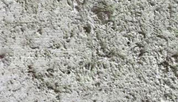 pitted concrete